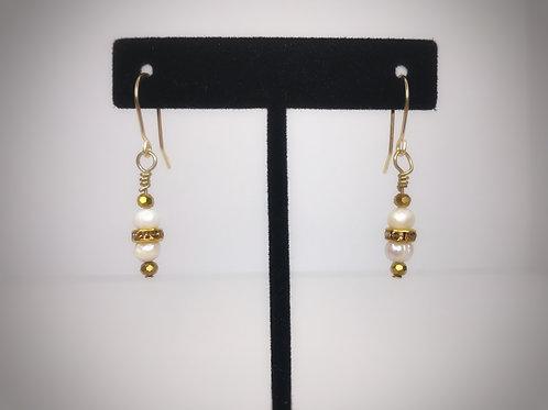 Bronze Beauty Earrings