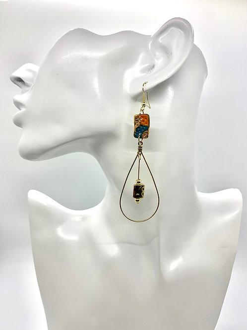 Rustic Elegance Earrings