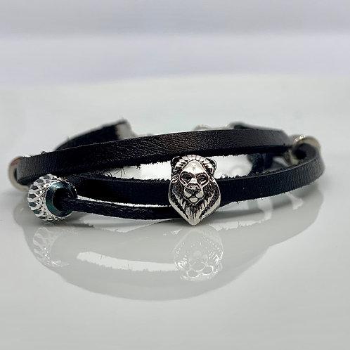 The Strength of a Lion Bracelet