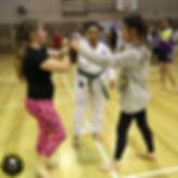 First Taekwondo Perth - beginners training