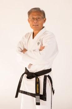 First Taekwondo WA - Master Isntructor Vernon Low
