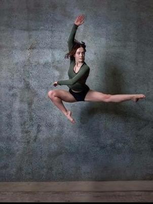 Mia Corfield - Sydney Dance Company Pre Professional Year