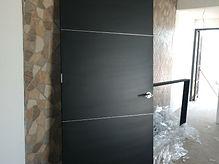 puerta sobre diseño
