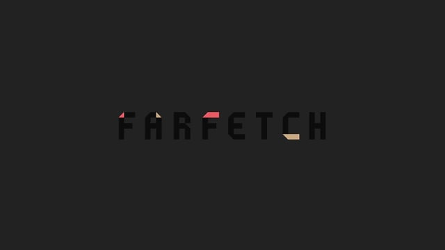 Farfetch in store animation