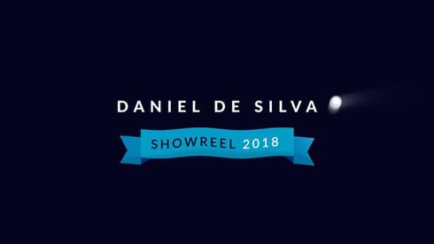 Motion Graphics Showreel 2018