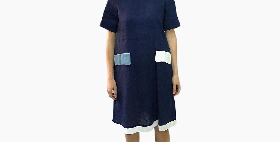 Paquito Boatneck Dress