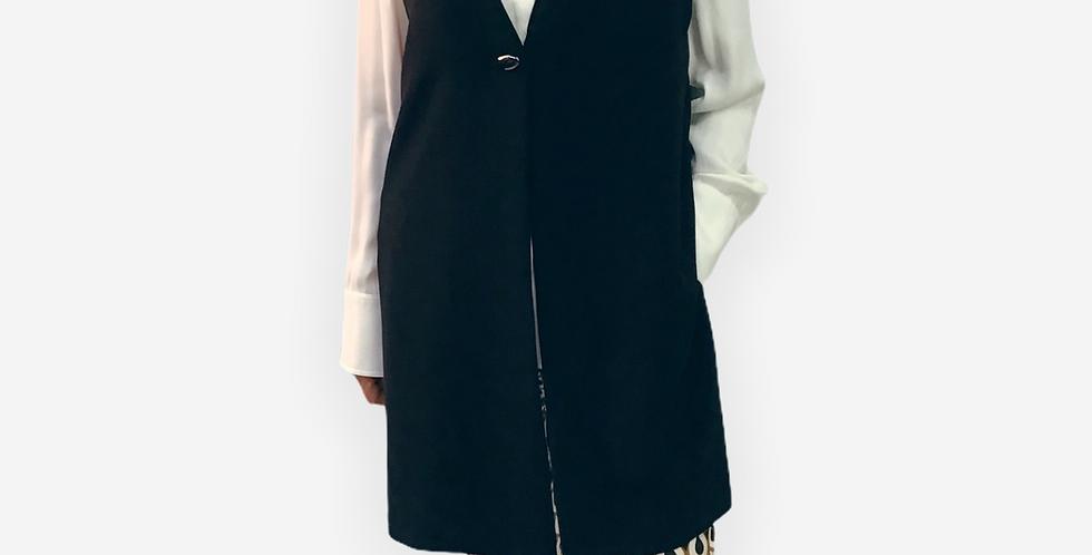 Superior Black Vest