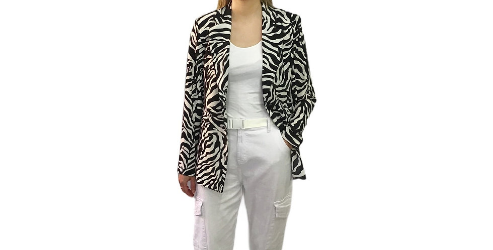 Papik Milano Animal Print Jacket