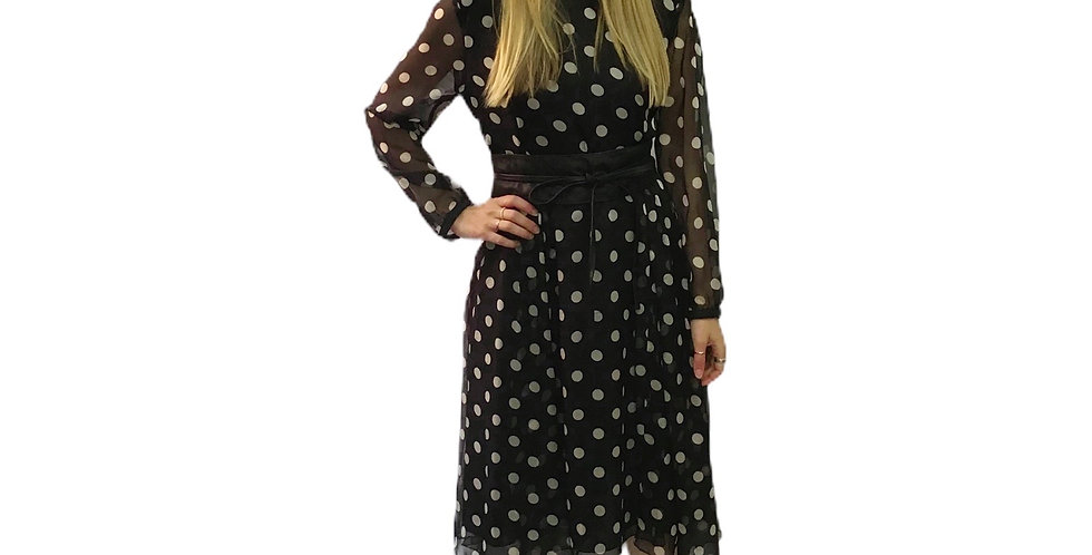Paquito Polka Dot Dress