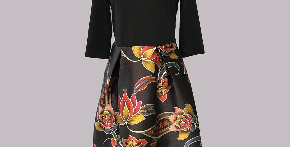 Betty Goodman Floral Dress