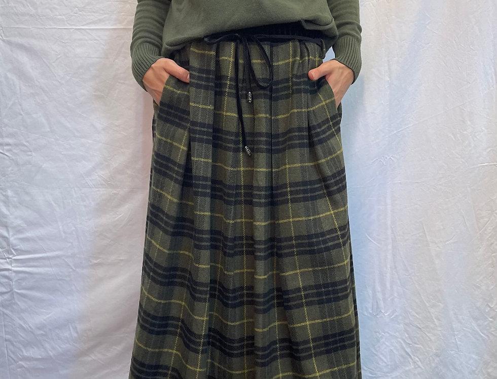 Woolen winter Skirt