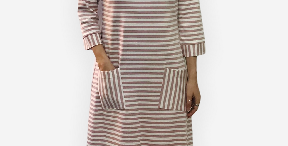 Paquito Casual Stripe Dress