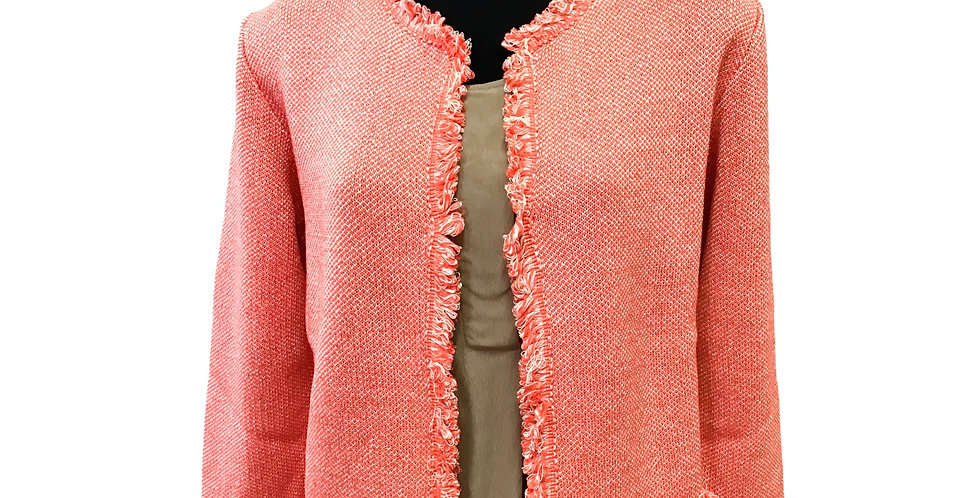Paquito Knitted Cardi With Lurex Effect