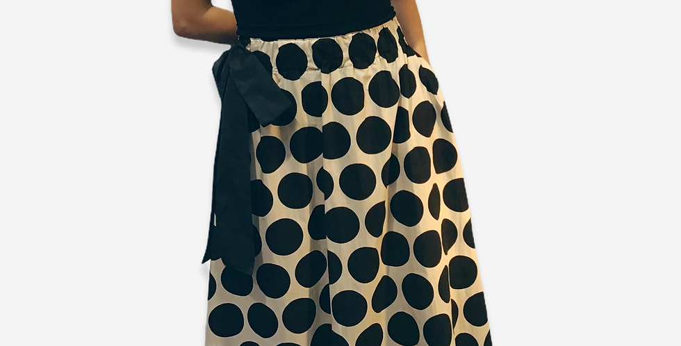 P.A.S.J.S Polka Dot Skirt