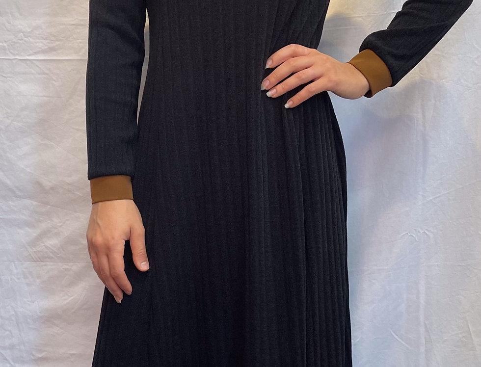 Donnaeffe Milano Midi Jersey Dress