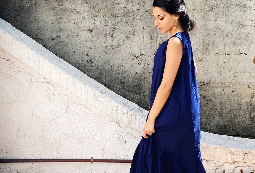Giovanna Guglielmi Panelled Edgy Dress