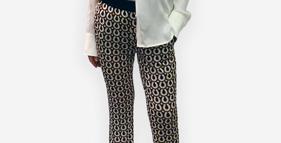 Pupa Milano Printed Pants