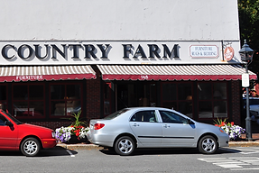 country farm furniture front
