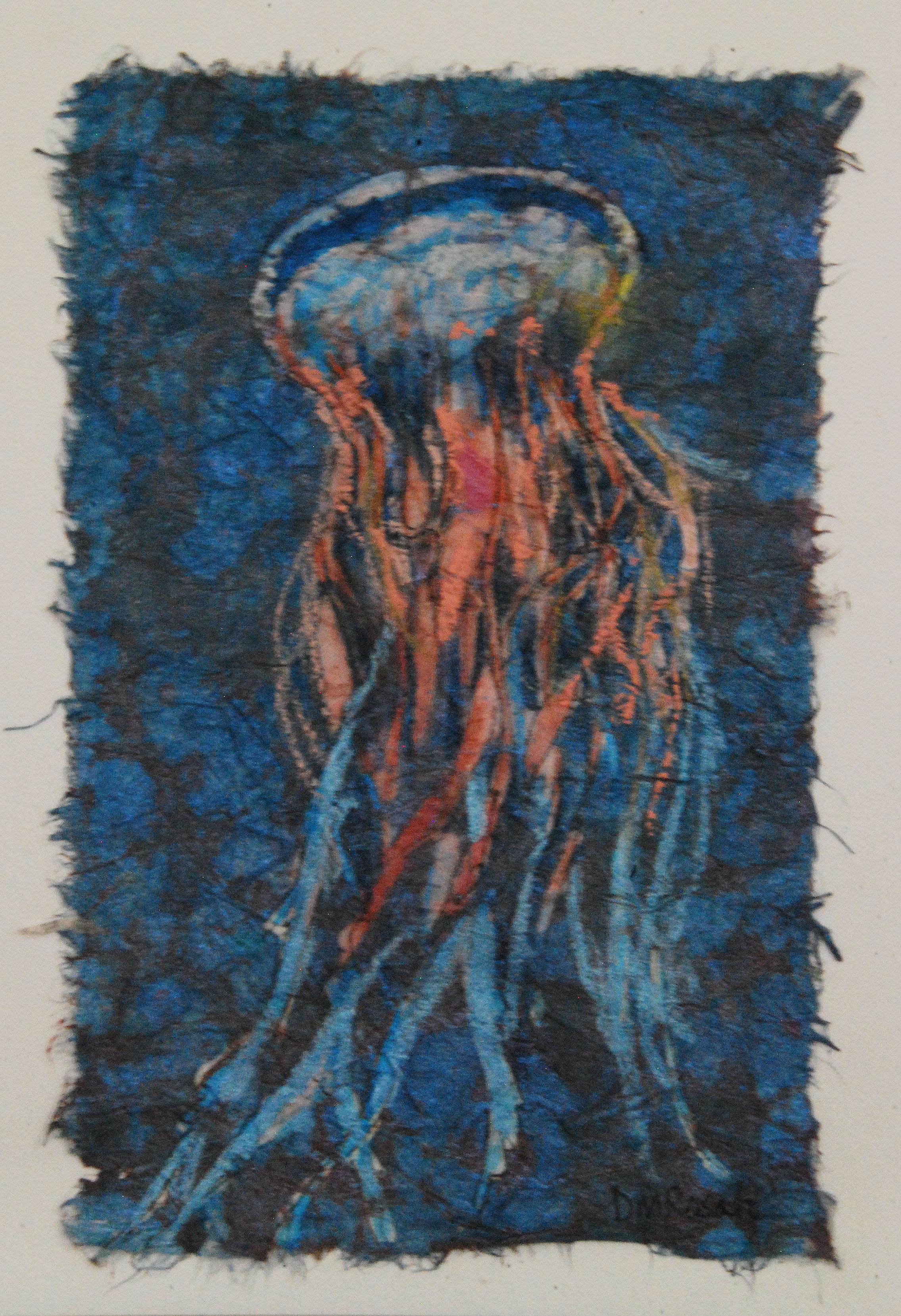 Jellyfish 5x7