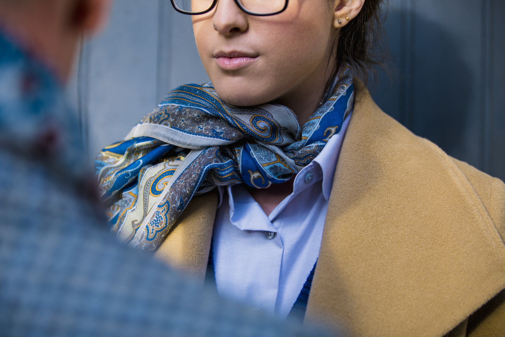 Modern tweed by Julien Borghino