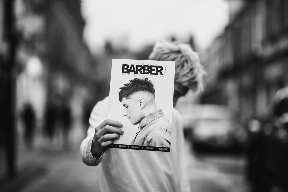 Lids Barber | Barber Magazine