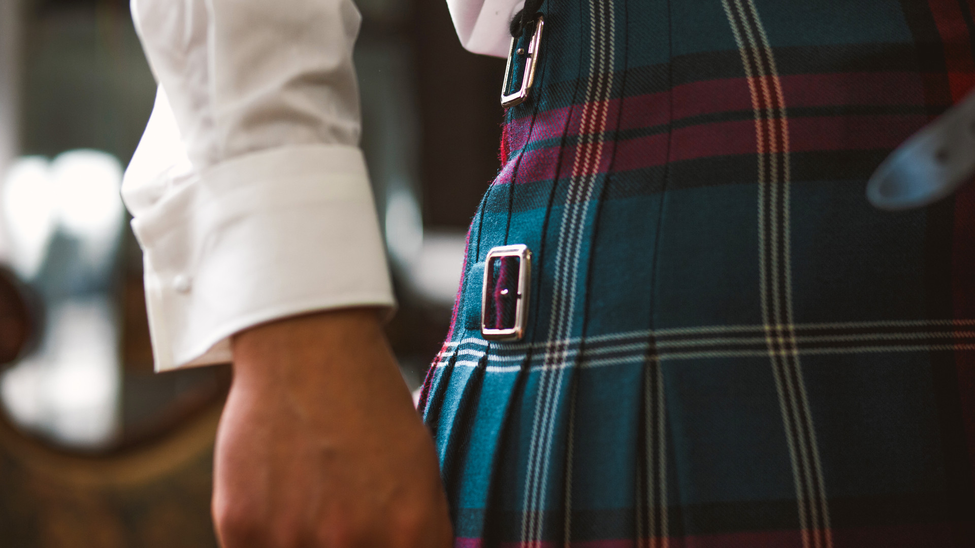 Gordon Nicolson Kiltmakers | Editorial