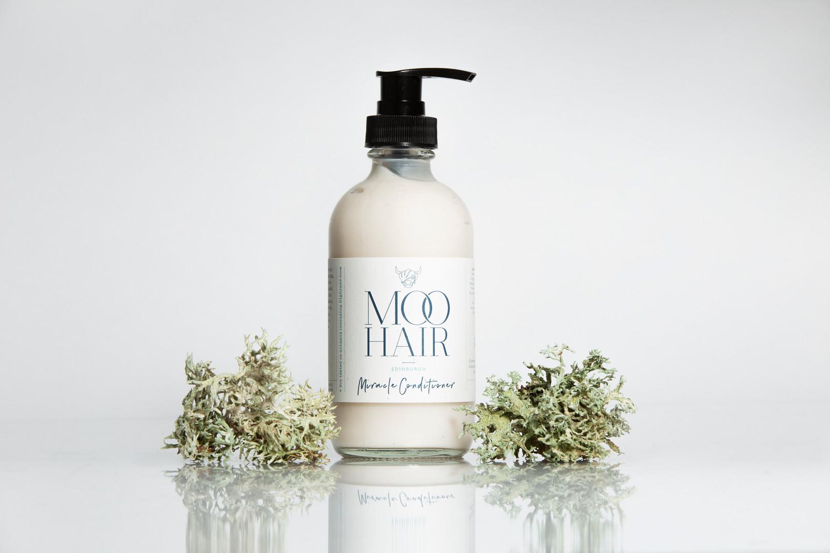 Julien Borghino for Moo Hair