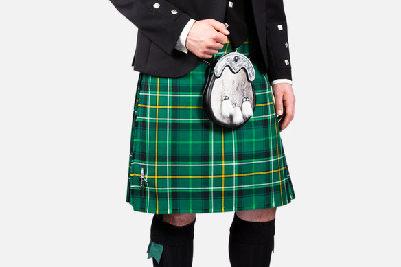 Julien Borghino for Gordon Nicolson Kiltmakers