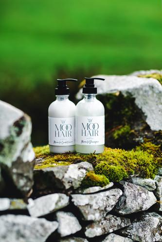 Moo Hair Set 13 Miracle Shampoo + Condit