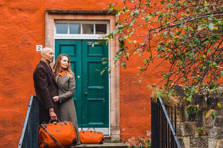 MacKenzie Leather Edinburgh | Editorial