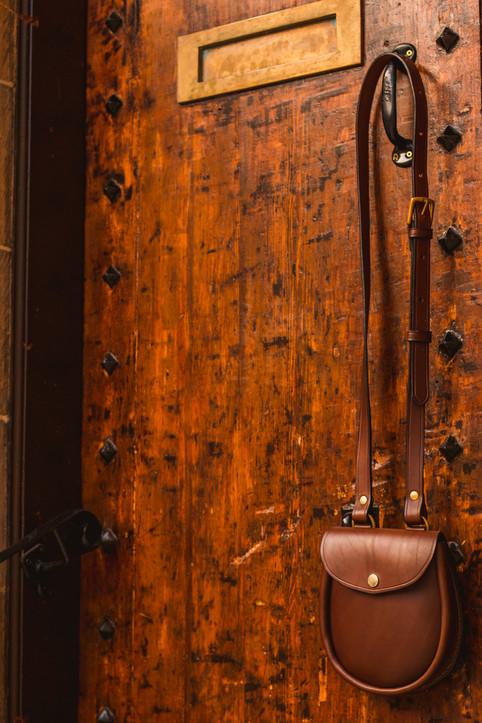 Mackenzie Leather Edinburgh | Cityscape