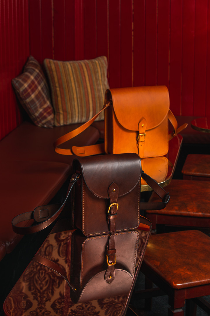 Julien Borghino for Mackenzie Leather