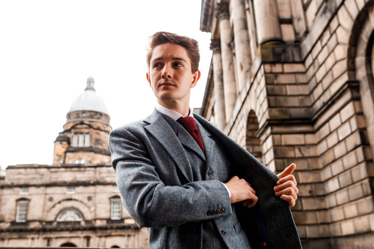 Walker Slater | Edinburgh University