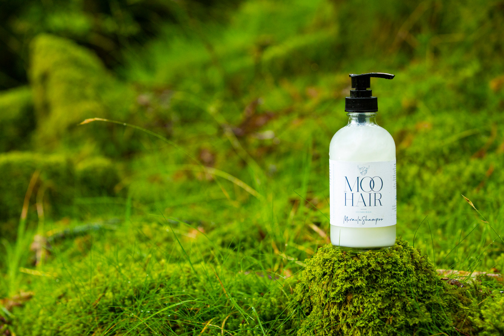 Moo Hair | Product photography