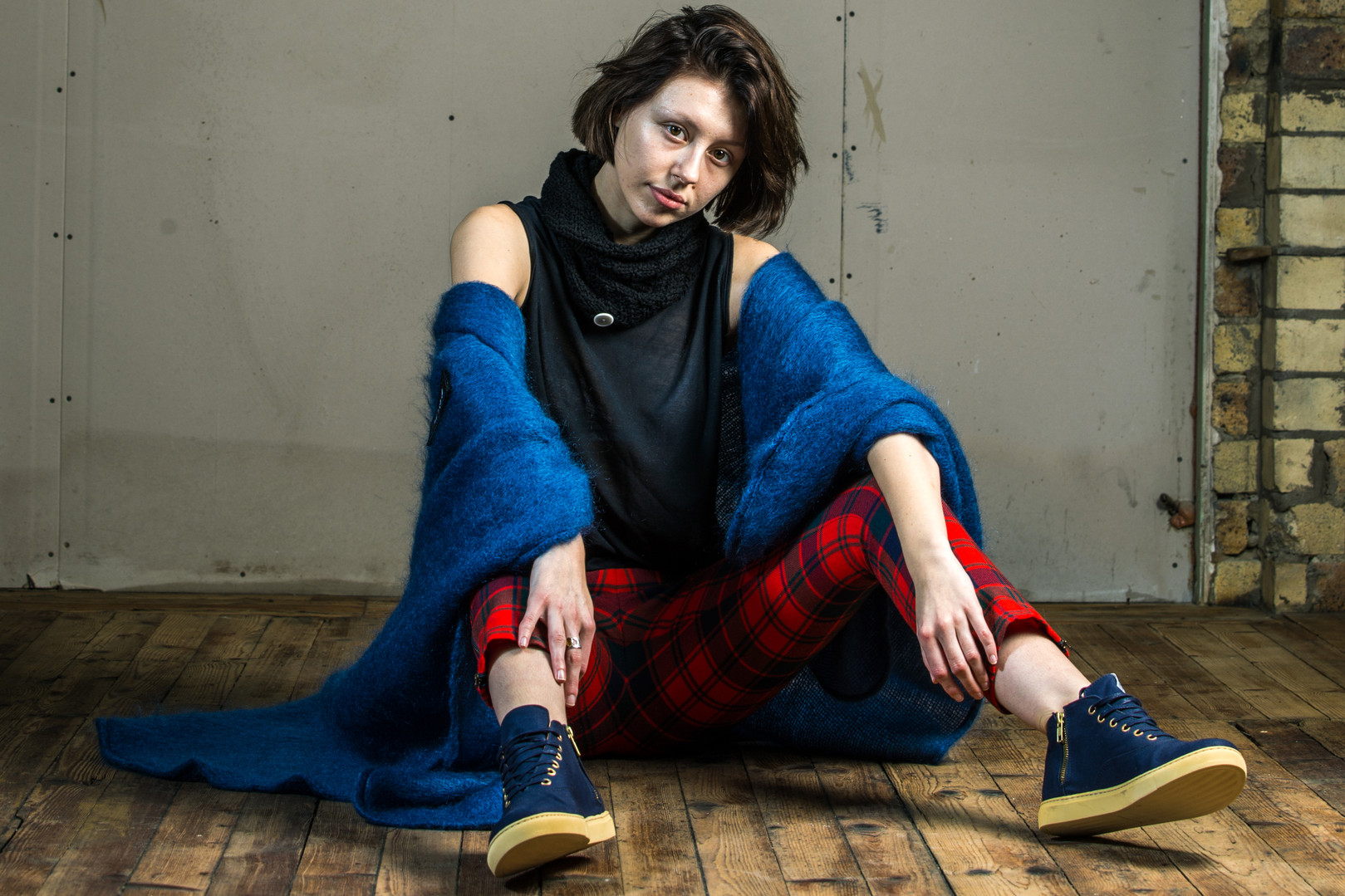 Julien Borghino for Made In Grey Britain