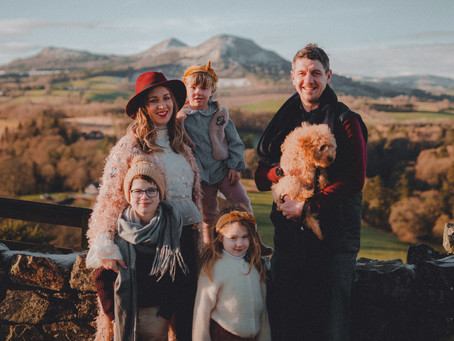 What To Wear (and Not Wear) on Your Outdoor Family Photoshoot