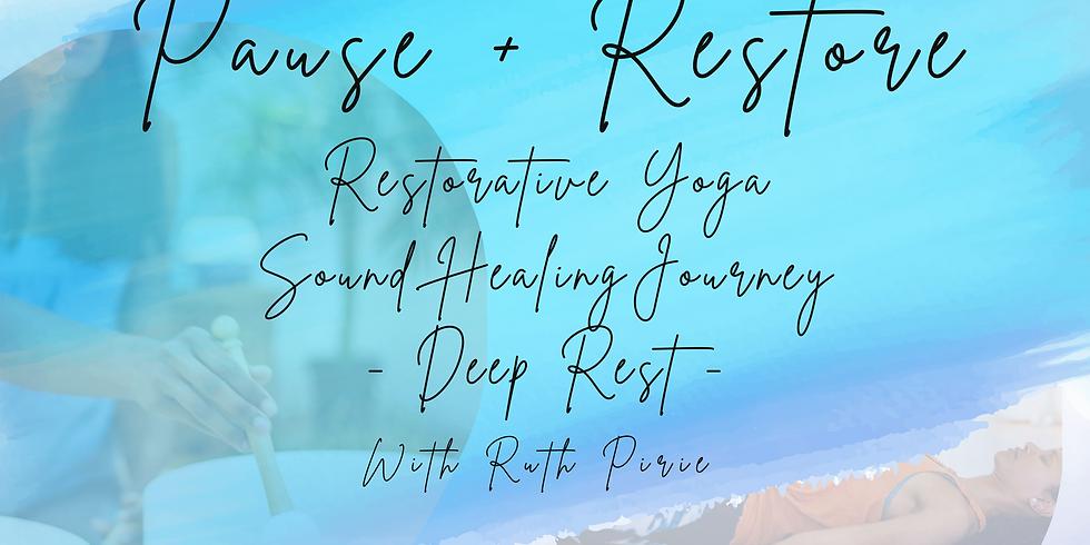 Pause & Restore