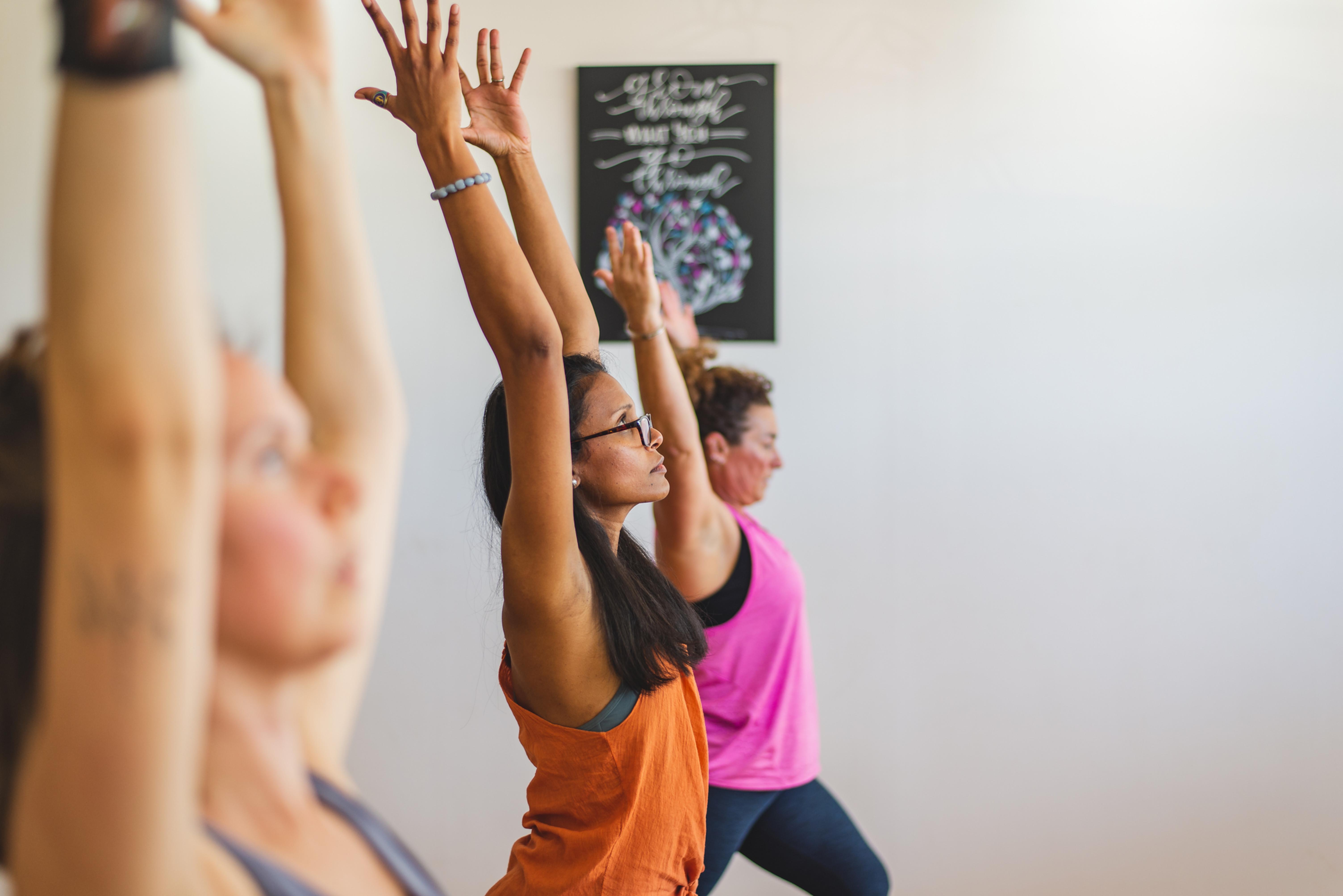 ONLINE Yoga Vinyasa Monday 930AM