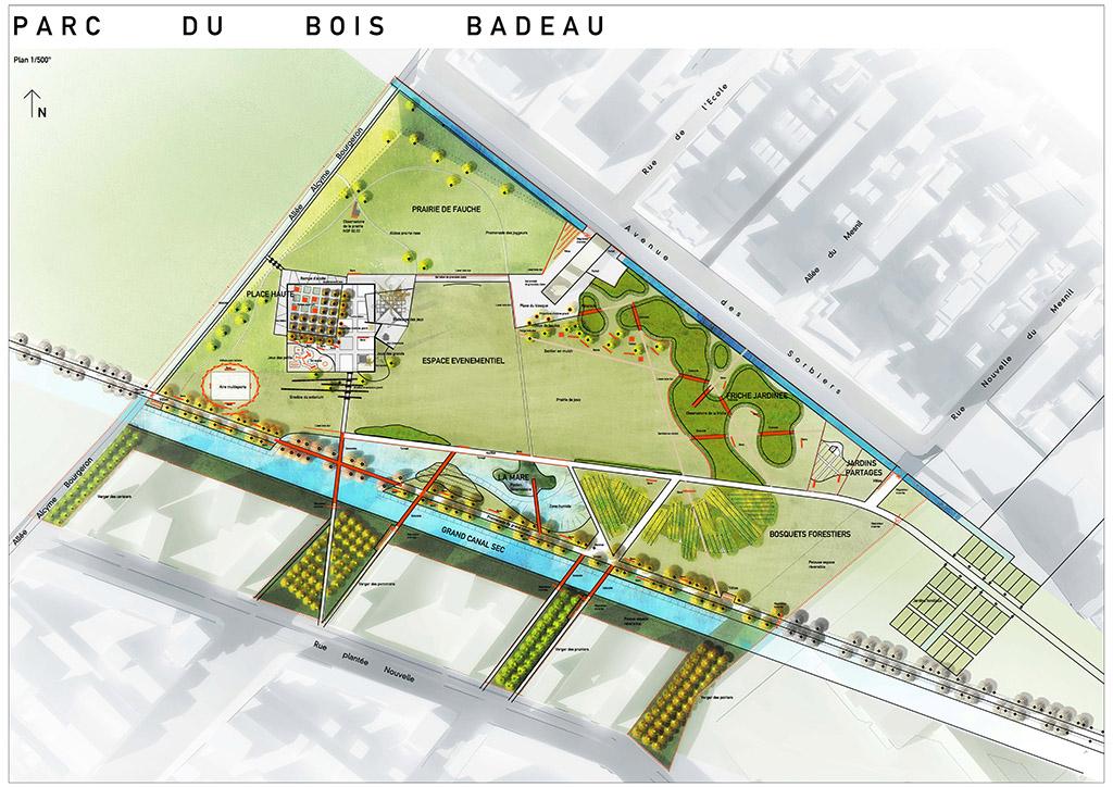 Parc du bois Badeau (3)