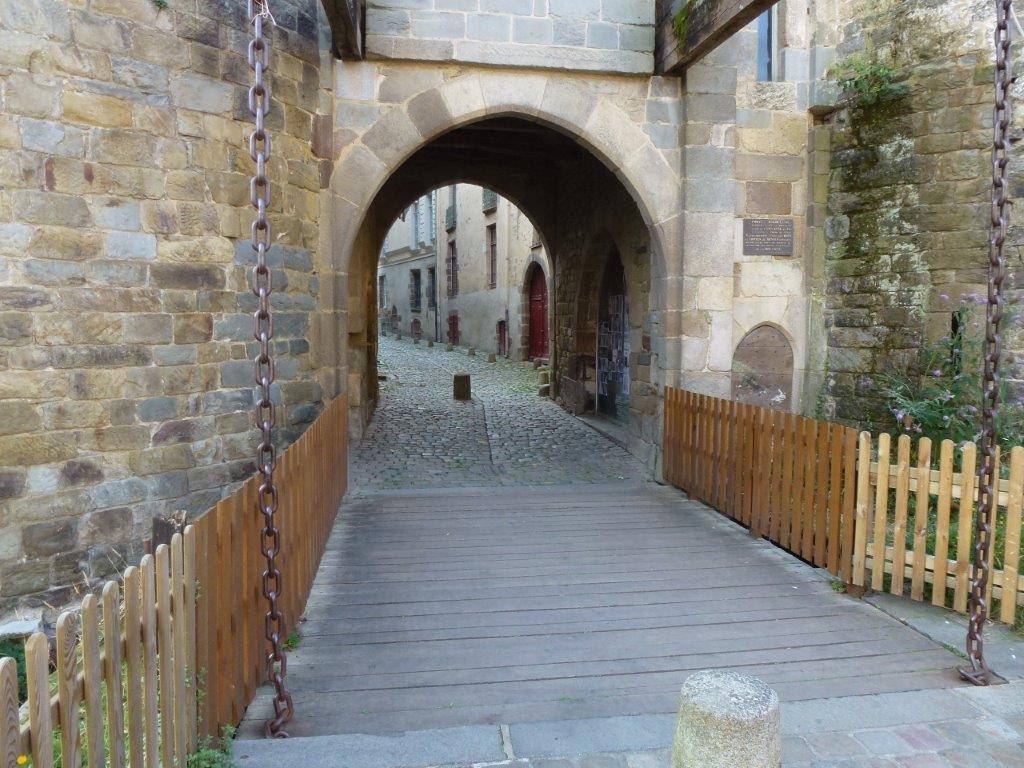 Rennes - Portes Mordelaises