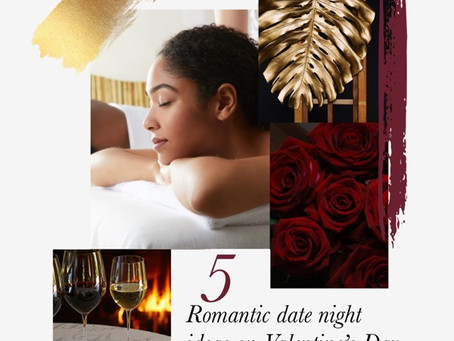 5 Romantic Date Ideas For Valentine's Day