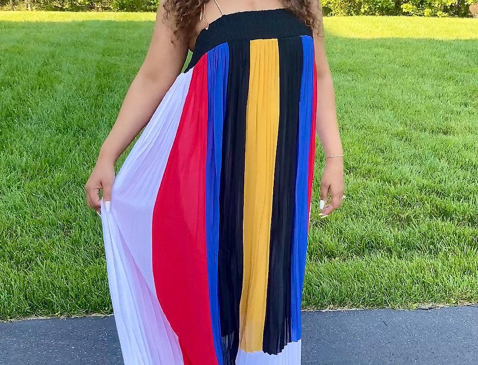 RAYNE FLORAL MAXI DRESS