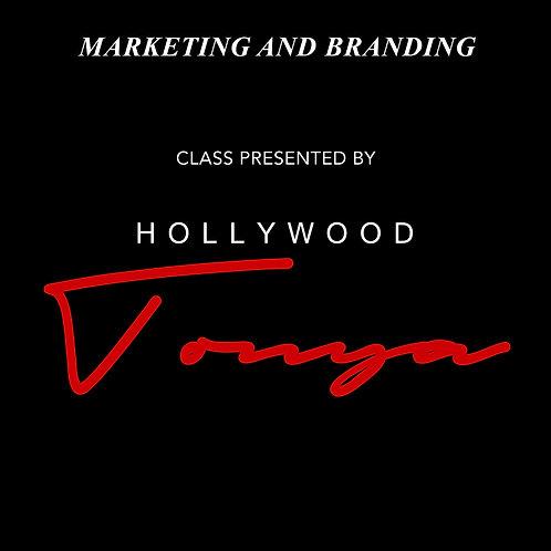 Marketing and Branding Class