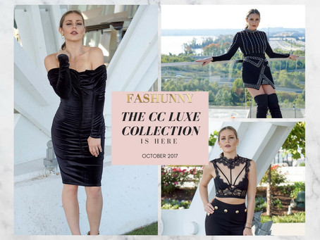 The CC Luxe Collection Is Here