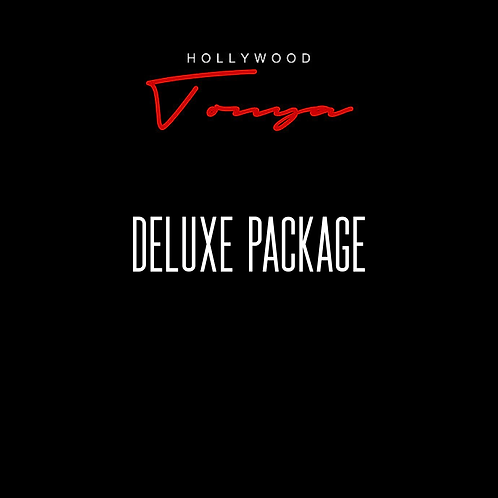 BLACK LABEL DELUXE PACKAGE