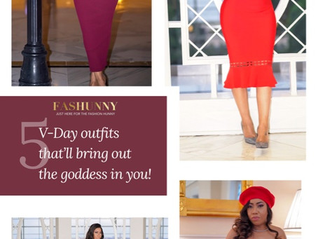 5 V-Day outfits that will bring out the Goddess in you!