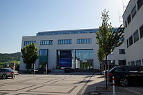 Leibniz IPHT Firmensitz