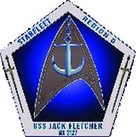 USS Jack Fletcher logo