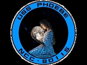 USS Phoebe logo