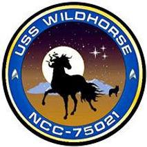USS Wildhorse logo